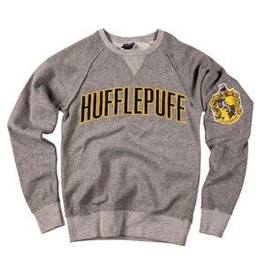 Women's Hufflepuff Harry Potter Sweatshirt Sz XS